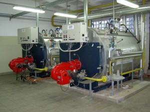 Βιομηχανική καυστήρες